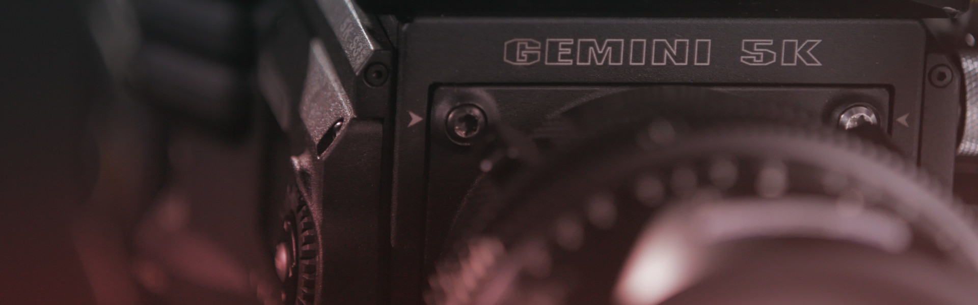 Header image for article At the Bench: The Versatility of the RED GEMINI Camera