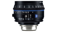 ZEISS CP.3 15mm Compact Prime T2.9 - Imperial, PL Mount