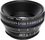 Zeiss CP.2 85mm 1.5 T* Compact Prime Lens (PL Mount, Feet)