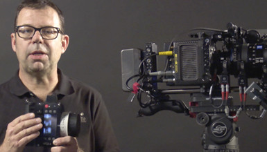 Intro image for article At the Bench: Using the ARRI WCU-4 with ALEXA Mini