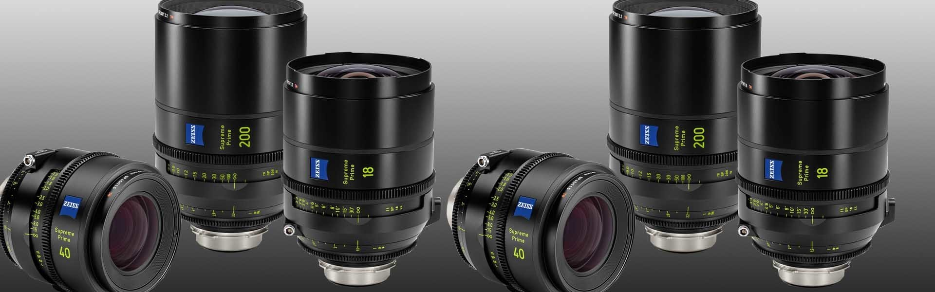Header image for article New ZEISS Supreme Prime Lenses Coming in September