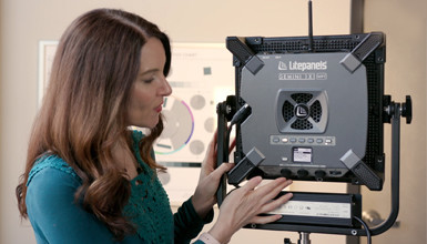 Intro image for article First Look: Litepanels Gemini 1x1 Soft