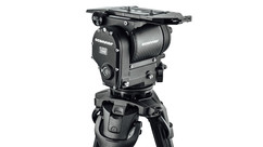 OConnor Ultimate 1040 Fluid Head & flowtech 100 Tripod System with Handle & Case