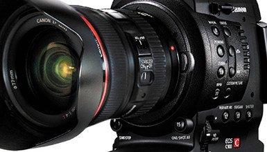 Intro image for article Canon Announces Dual Pixel CMOS AF Upgrade for C100