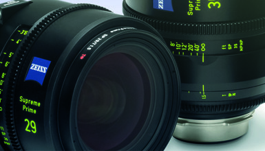 Intro image for article ZEISS Announces New Supreme Prime Lenses
