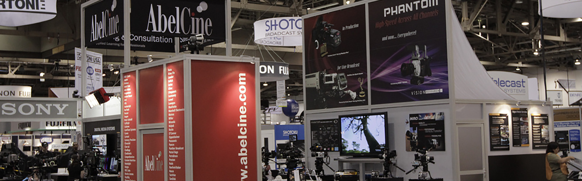 Header image for article NAB '12: PRG TruColor HS Remote Phosphor Lighting