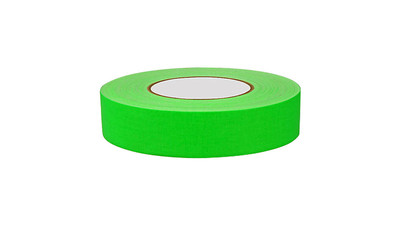 "Gaffer Tape - 1"", Fluorescent Green"