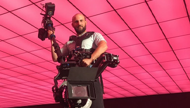 Intro image for article Ari Robbins on ARRI's TRINITY & MAXIMA Stabilizers