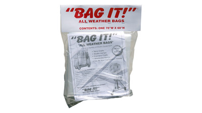 """Bag It!"" All Weather Bag - 70"" x 60"""