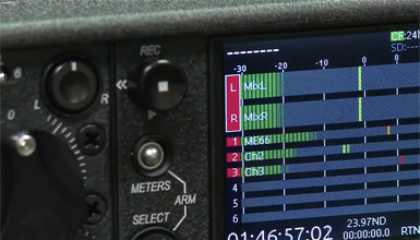 Intro image for article At the Bench: Multi-Mic Recording with the Sound Devices 633
