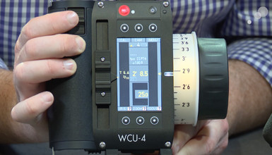 Intro image for article At the Bench: ARRI WCU-4 Wireless Control Unit