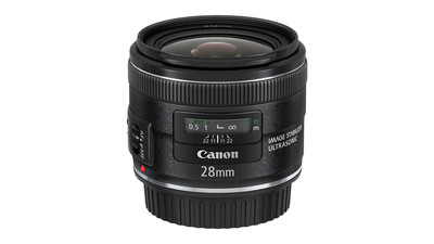 Canon 28mm IS USM Wide Angle Prime f/2.8 - EF Mount