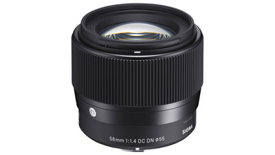 Sigma 56mm f/1.4 Contemporary DC DN - E Mount