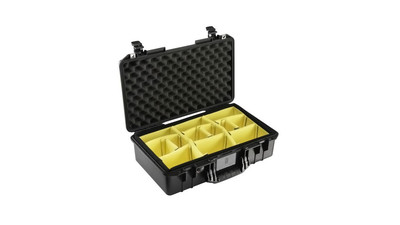 Pelican Air 1525 Padded Divider Case - Black
