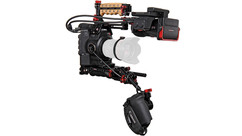 Canon EOS C300 MkII with Zacuto Z-Finder Kit