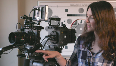 Intro image for article At the Bench: ARRI Pro Set for the Sony VENICE Camera