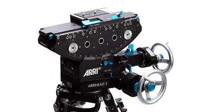 ARRI ARRIHEAD 2 Compact Geared Head