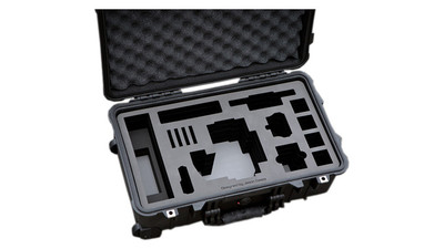 Jason Cases RED EPIC and RED SCARLET Case with 7.0 Touch with MINI-MAGs