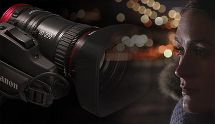 Canon Compact-Servo 70-200 Demo Day