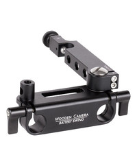 Wooden Camera Battery Swing Bracket Only (for D-Box Plus)
