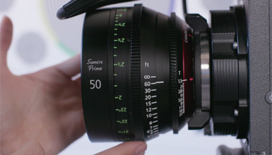 Intro image for article At the Bench: Canon Sumire Lenses In-Depth