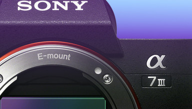 Intro image for article Sony a7 III Camera Lens & Accessory Guide