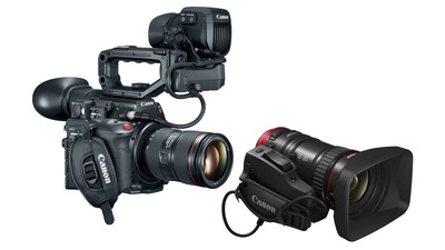 Canon C200 Camera and 18-80 Bundle
