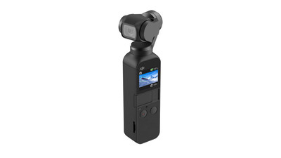 DJI Osmo Pocket 3-Axis Handheld Gimbal Camera