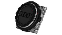 RED DSMC Canon Mount (Captive) - Titanium