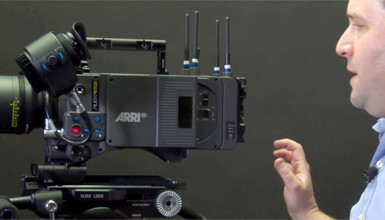 Intro image for article First Look: ARRI ALEXA LF