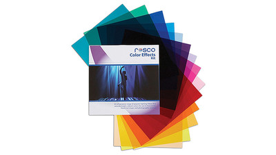 Rosco Color Effects Filter Kit - 12 x 12""