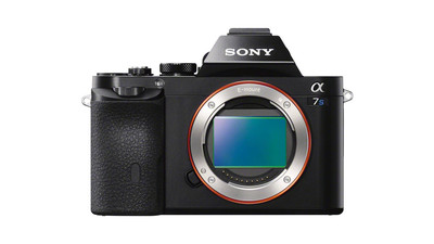 Sony a7S Full Frame Mirrorless E-mount Camera