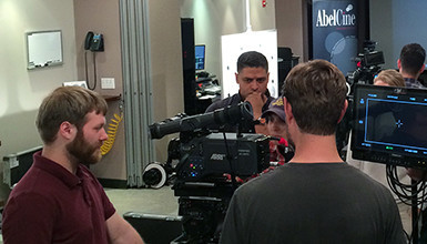 Intro image for article ICG Local 600 Selects AbelCine to Create DIT Workshops