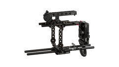 Tilta ARRI ALEXA Mini Camera Rig with Power Distributor - V-Mount