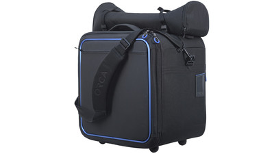 Orca Bags OR-62 Dual Light Case (Black)