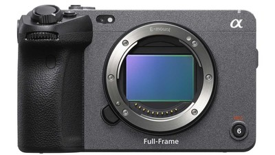 Sony alpha FX3 Full-Frame Digital Cinema Camera (E-Mount)