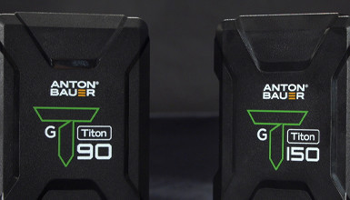 Intro image for article First Look: Anton/Bauer Titon Batteries