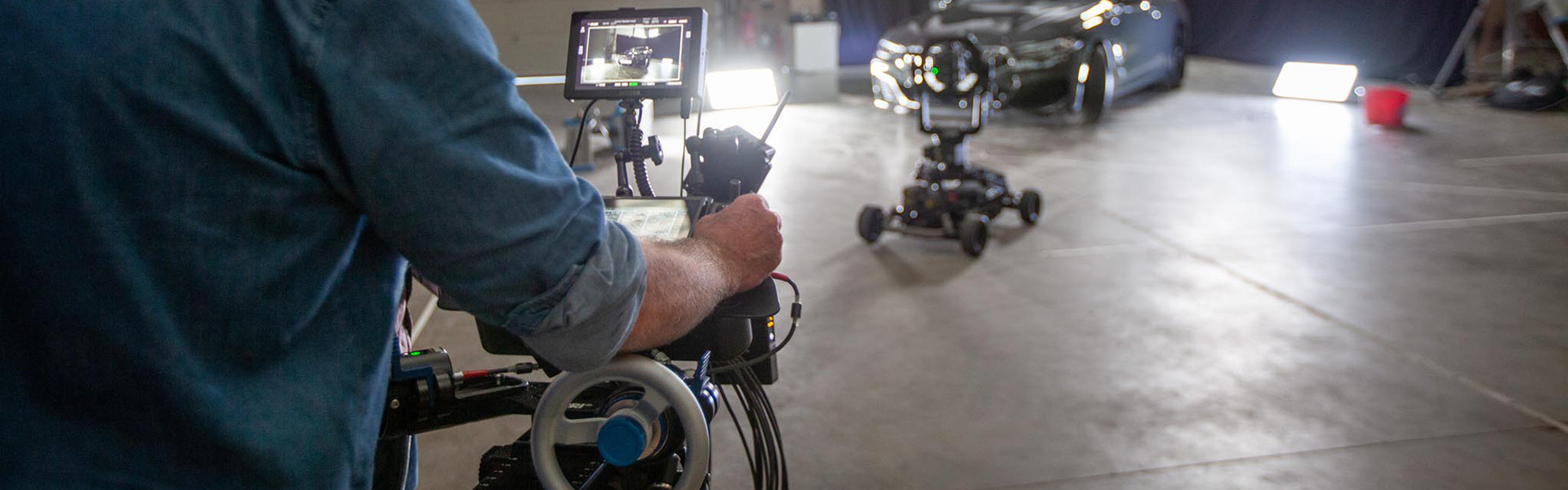 Header image for article Film & Digital Times: AbelCine & Motion Impossible on the AGITO