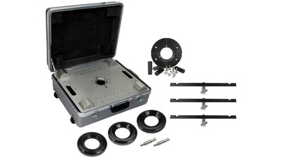 Matthews Dutti Dolly Rental Kit (Silver)