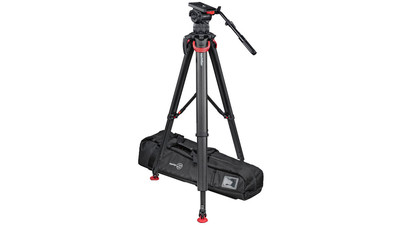 Sachtler System Video 15 FT MS with flowtech 100 Tripod