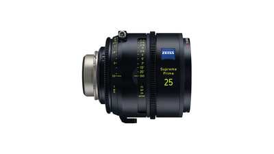 ZEISS 25mm Supreme Prime T1.5 - Imperial, PL Mount