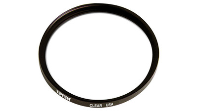 Tiffen Clear Filter - 58mm
