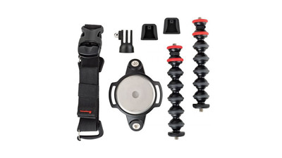 Joby GorillaPod Rig Upgrade (Black)