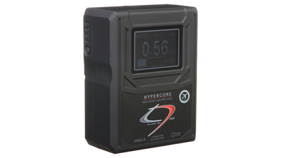 Core SWX 98Wh Hypercore 9 Mini Lithium-Ion Battery Pack for RED DSMC and DSMC2 - V-Mount