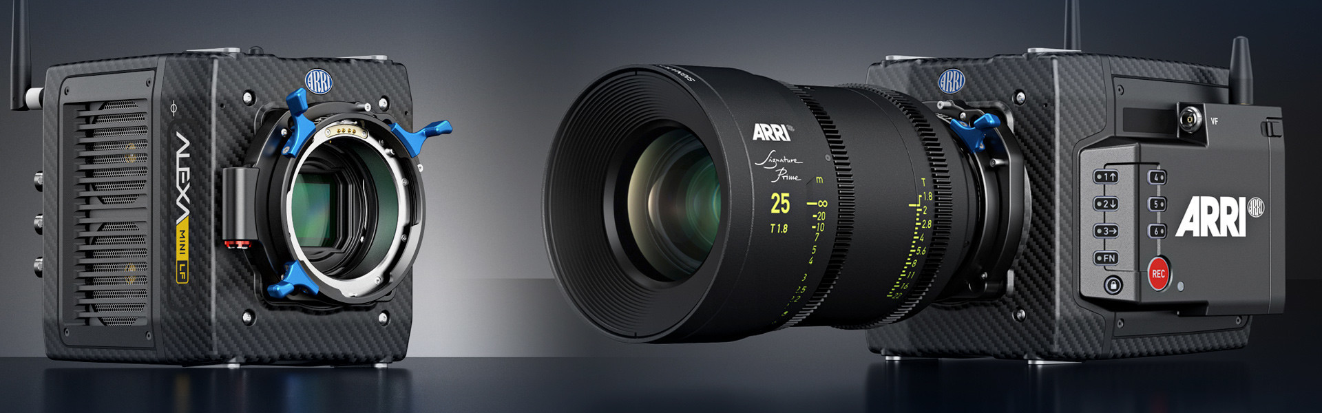 Header image for article ARRI Announces ALEXA Mini LF Camera