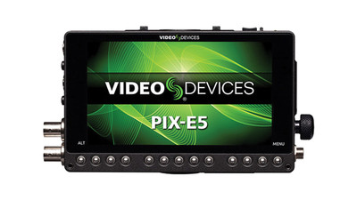 Video Devices PIX-E5 Monitor / Recorder