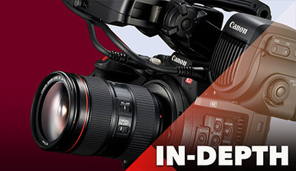 In-Depth: Canon C300 Mark II | Calendar | Learn | AbelCine