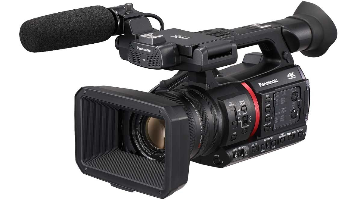 Panasonic AG-CX350 4K HDR Camcorder | Camcorders | Cameras