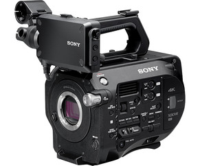 Sony PXW-FS7 4K XDCAM Super 35mm Camera