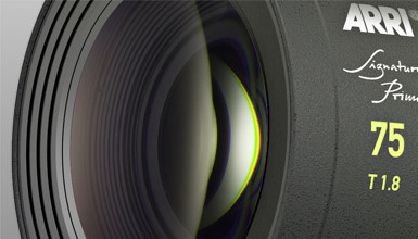 Intro image for article ARRI Signature Primes Complement Full Format Cameras